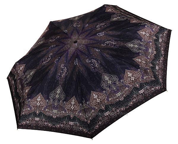 Мини зонтик Три Слона Оригинал, вес всего 200 грамм, 19 см