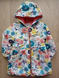 Демисезонная куртка пальто Marks&Spencer размер 6-7 лет