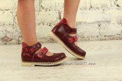 Акция Детские ортопедические туфли Венди