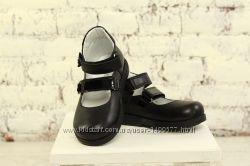 Акция Школьные туфли для девочки Венди, ортопедические