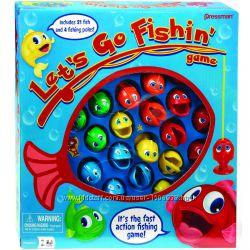 Настольная игра Lets Go Fishin рыбалка