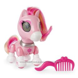 Zoomer интерактивная пони Сахарок Zupps Pretty Ponies Sugar разные