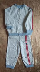 Фирменный спортивный костюм на мальчика Ellepi. Италия. 2 года. 92 см.