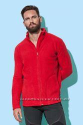 Новая мужская флисовая кофта Active размер Л флиска