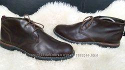 Timberlend ботинки кожа 43 р по ст 28. 5 см внутри текстиль