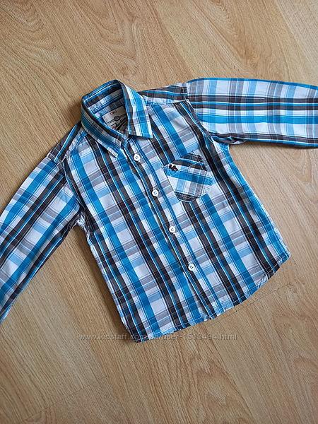 Рубашка на 3 года