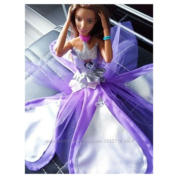 Топ юбка Фея для куклы Барби Barbie