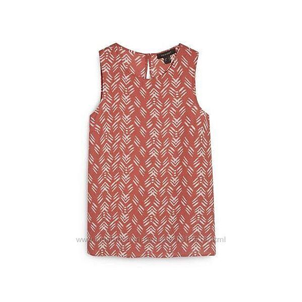 Блузка без рукавов с рисунком Primark