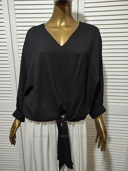 Свободная блузка с завязкой Primark