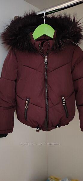 Детская теплая курточка