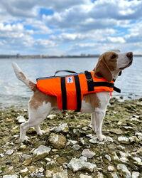 Спасательный страховочной жилет для собак