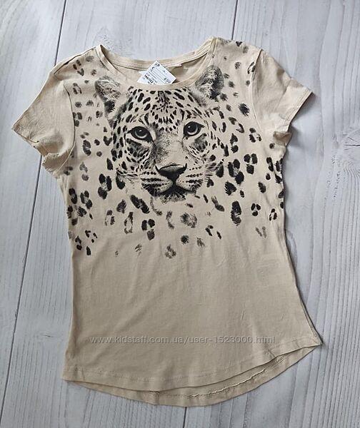 Стильна футболка для дівчинки H&M