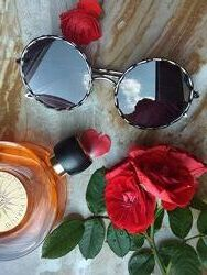Очки солнцезащитные Италия цвет металлик