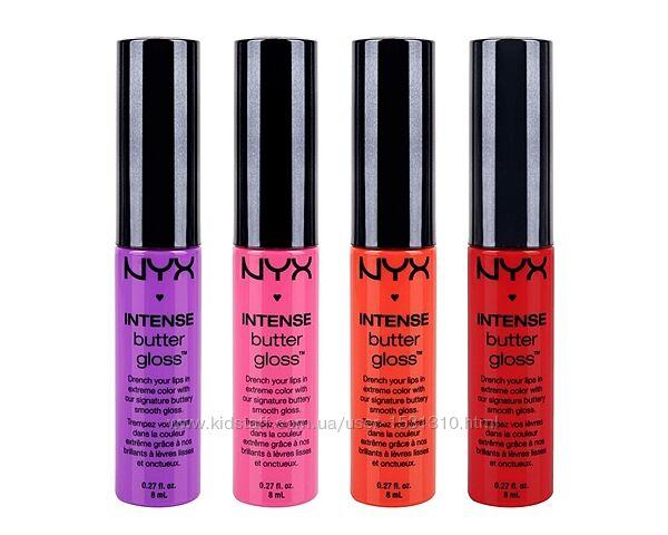 Блеск для губ NYX Intense Butter Gloss