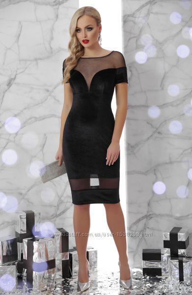 3ee9abc5483 Владана облегающее платье велюровое