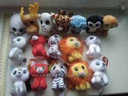 Зоопарк Бинни бу игрушки макдональдс ТУ глазастики