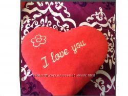 Подушки Романтический подарок к празднику