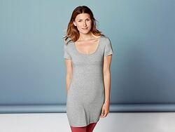 Удлиненная футболка женская Esmara р. L евро 44/46, новая