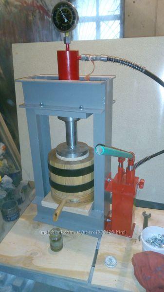 Пресс деревянный для масла