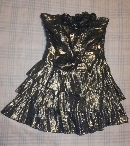 112d54a3de8 Платье коктейльное выпускное платье на свадьбу S размера