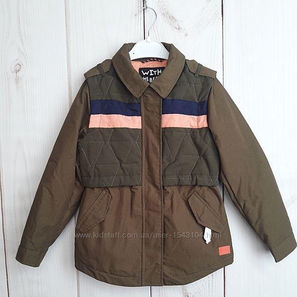 Демисезонная куртка Scotch&Soda для девочки