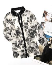 Блузки рубашки С-Л