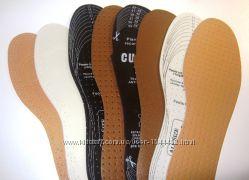 Стельки из кожзаменителя и латекса GS обрезные