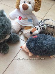 мягкие игрушки 4 шт