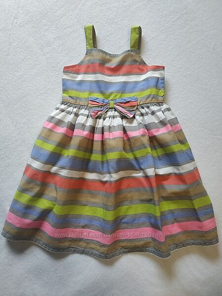 Сарафан, платье летнее для девочки на 1,5- 2 года Nutmeg