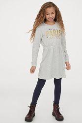 Комплектом платье и леггинсы на девочек 134 - 158 рр. H&M