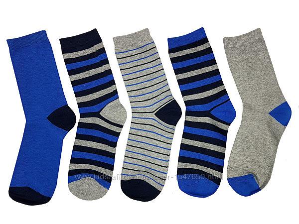 Комплект носков в полоску на мальчика, носки primark