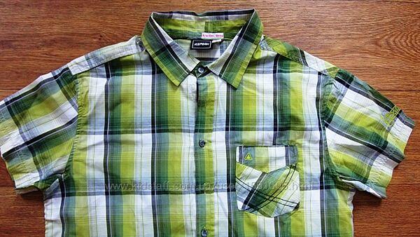 46 48 р. Фирменная рубашка Icepeak L-ка