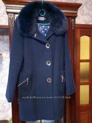 Качественное зимнее пальто фирмы Liana, размер L 46