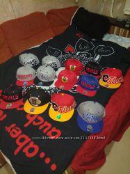 Snapback nfl nhl nba nlb 47 brand new era mitchell and ness кепка бейсболка