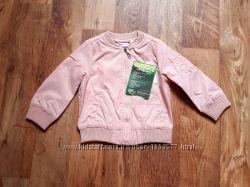 Легкая курточка бомбер размер 74-80, 37-38 Ю