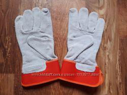 Замшевые рабочие перчатки размер 8, 38-78 Ю