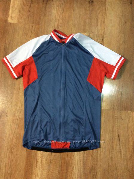 Спортивная велосипедная кофта размер 42 35-67 О