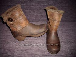 Ботинки сапоги Dansko , кожа, 23, 5 см