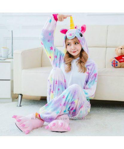 Детские и взрослые пижамы кигуруми Большой выбор 739e6c2765d7e