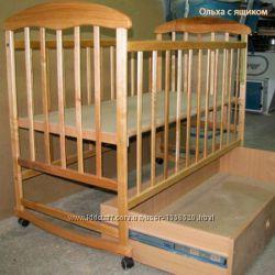 Продам детскую кроватку Наталка