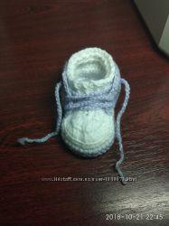 пинетки-носочки