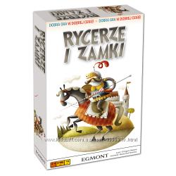 настольная игра Рыцари и Замки Egmond