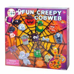 набор для лепки Жутко веселая паутина PlayGo