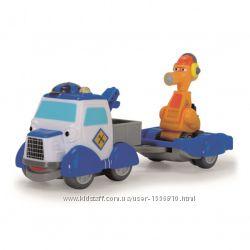 набор ремонтники  Томми и Роби Dickie Toys Герои города свет звук