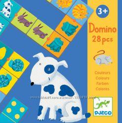 домино Djeco Цвета животных DJ08111