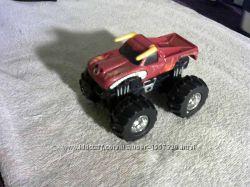 Машинка машина джип Hot Wheels Monster Jam 1 43 Bulldozer Mаttel США