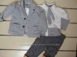 Комплект на мальчика с пиджаком Wojcik на 1-3 лет
