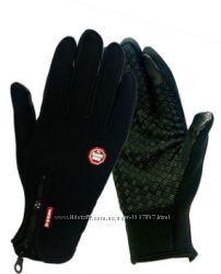 Зимние перчатки сенсорные лыжные перчатки мото перчатки горнолыжные