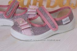 Праздничная обувь от Waldi на девочек, 24, 25,26 р , в наличии