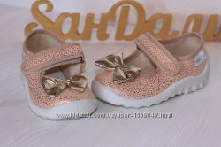 Праздничная обувь от Waldi на девочек 21-26р , в наличии.